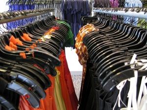 wybór sukienki